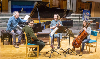 The Chapel Street Quartet