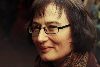 Fiona Sampson MBE, image credit Ekaterina Voskresenskaya