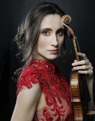Jennifer Pike – violin