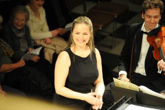 Joanna Tomlinson, Music Director