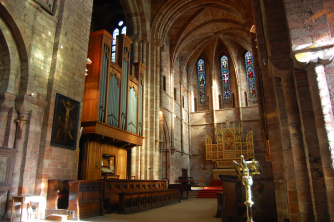 The William Hill organ of Shrewsbury Abbey