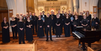 Allegri Singers Nov 2015