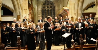 Swales Singers recent performance of Messiah