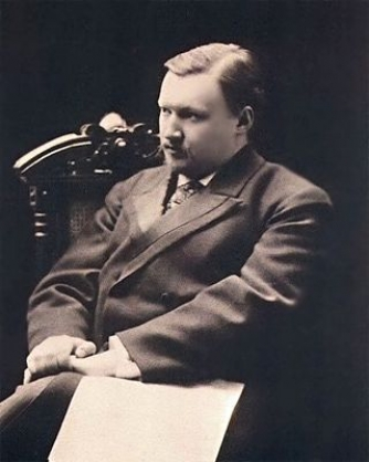 Aleksandr Glazunov - Alfred Fedetsky, 1899