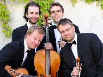 Zemlinsky Quartet ©Tomas Bican