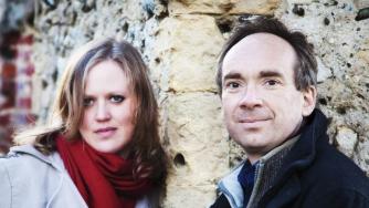James Gilchrist & Anna Tilbrook