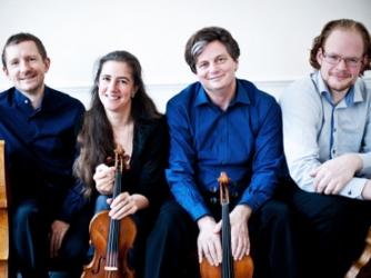 London Haydn Quartet ©Giorgia Bertazzi