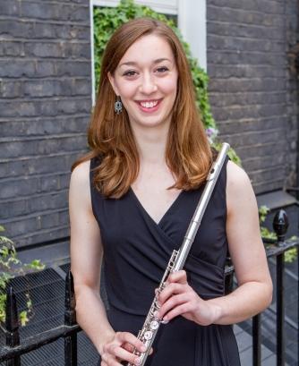 Rosie Bowker - Flute