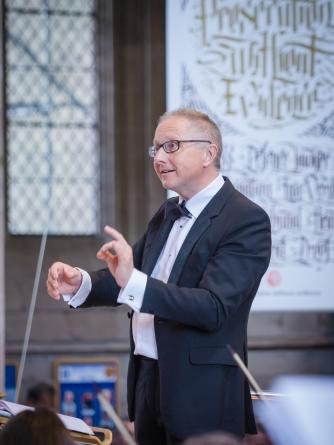 Geraint Bowen, conductor