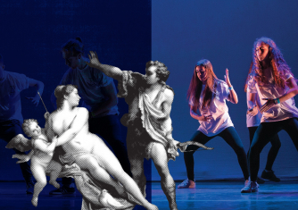 Beauty, Love and Death with dancers from Streetfunk