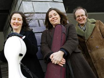 Gould Piano Trio ©Chris Stock