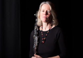 Elizabeth Jordan, clarinet