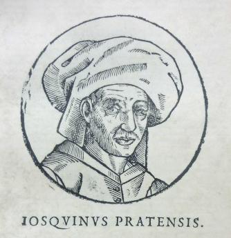 Josquin Pratensis