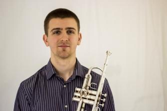 Eric Brookes - trumpet soloist