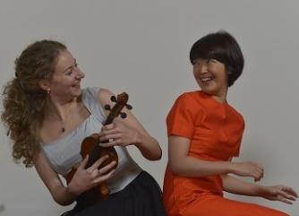 Cecilia Bernardini & Keiko Shichijo
