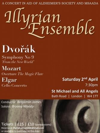 Illyrian Ensemble - Charity Fundraiser