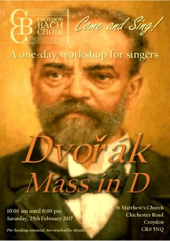 Dvorak Mass in D