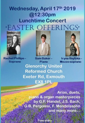 Concert 'Easter Offerings'