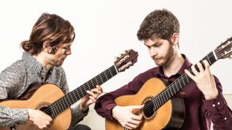 Julian Vickers & Daniel Bovey