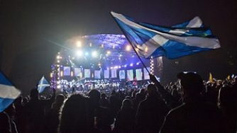 Proms in the Park, Glasgow Green