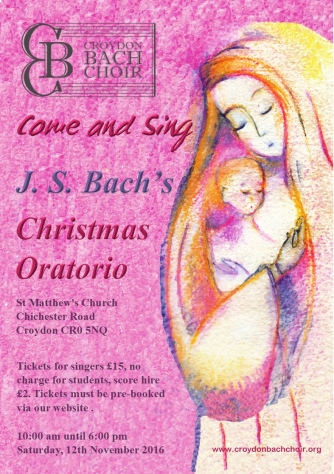 Come and Sing Christmas Oratorio