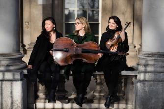 Greenwich Trio (c) Bertie Watson