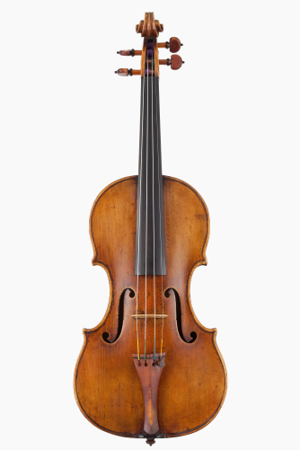del Gesù violin owned by Paolo Spagnoletti