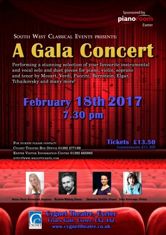 A Gala Concert