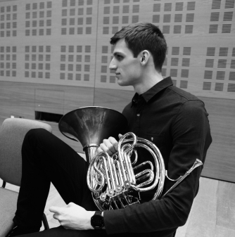 David Maxted (image courtesy of the RNCM)