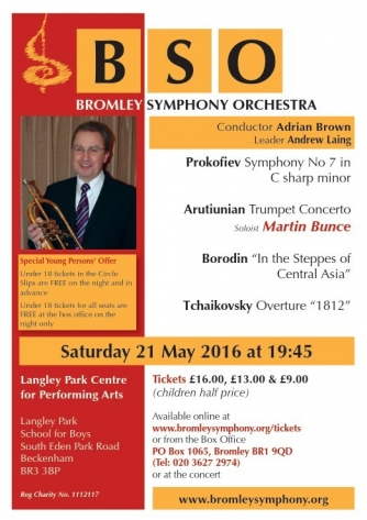 BSO 2016 May Flyer