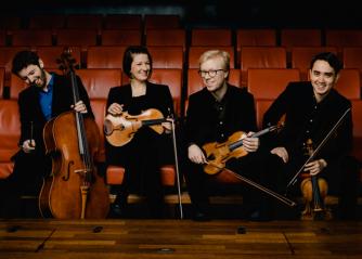 Marmen Quartet © Marco Borggreve