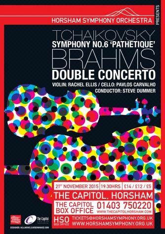 HSO November 2015 poster