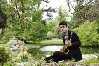 Ignacio Mana-Mesas, saxophone