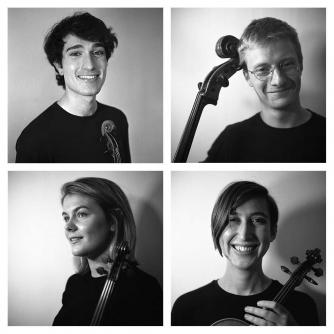 Hill Quartet (c) Emma Werner