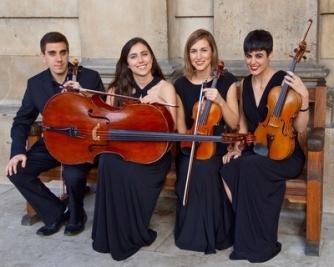 Isbilia String Quartet