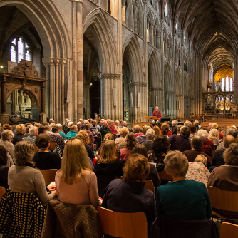 Come & Sing workshop with Worcester Festival Choral Society