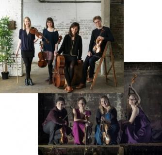 Aurea & Gildas String Quartets