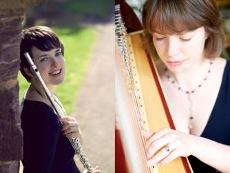 Ruth Molins - Flute & Sally Jenkins - Harp
