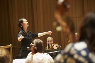 Tianyi Lu Conducting