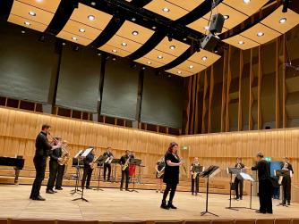 Royal Birmingham Conservatoire Saxophone Department