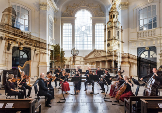 The London Mozart Players at St Martin-in-the-Fields