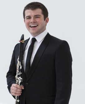 Julian Bliss, clarinet
