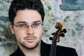 Alexander Sitkovetsky- Violin Soloist