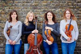 Jubilee Quartet © Kaupo Kikkas