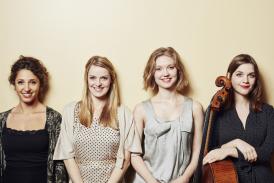 Benyounes Quartet (c) Tom Barnes