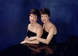 The Cann Twins, piano duo