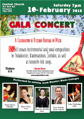 Rusian Gala concert