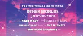 Whitehall orchestra concert Exeter