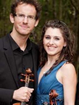 Matthew and Emma Denton