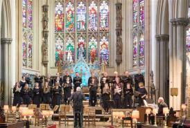 St Peter's Singers in Leeds Minster